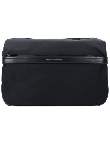 Borsa Messenger Porsche Design Lane 15'' Nero