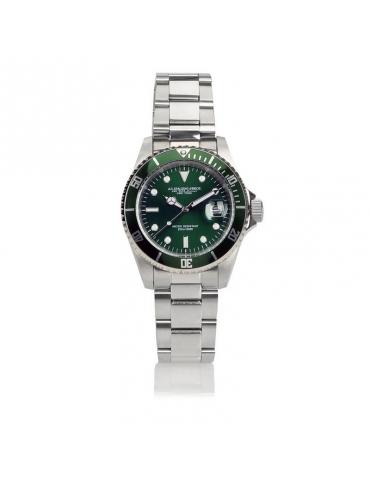 Orologio Spalding & Bros Diver Verde