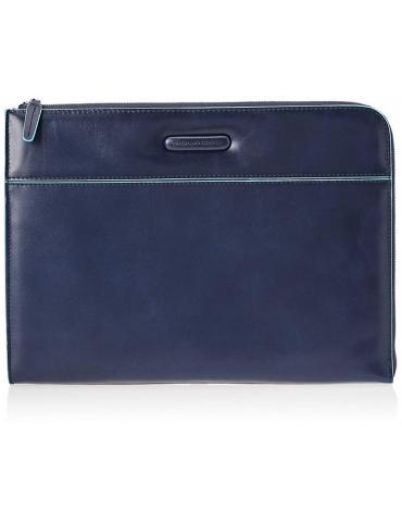 Busta Piquadro Blue Square iPad 11'' Blu