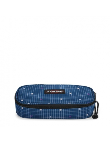 Astuccio Eastpak Oval Little Grid