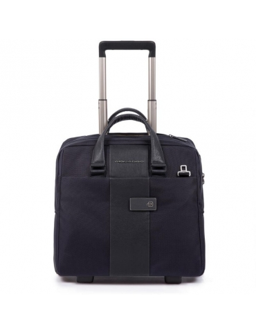 Cartella/Trolley Piquadro Brief PC 15.6'' Blu