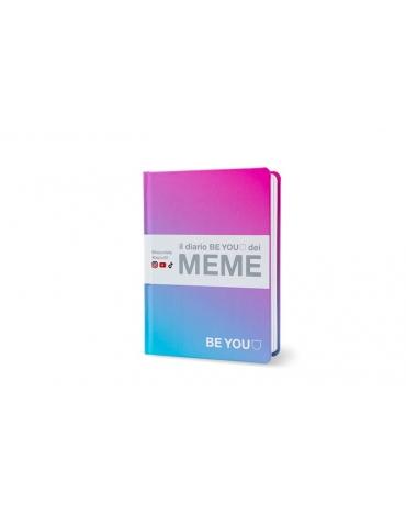 Diario Be You 2019-20 MEME 12 Mesi