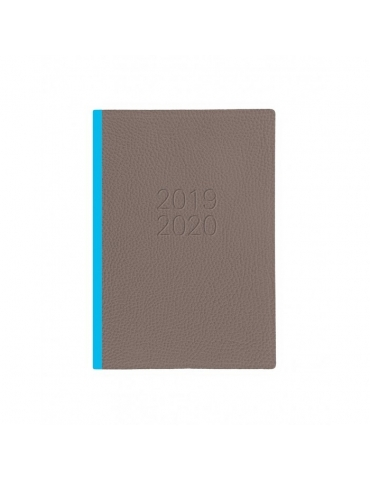 Agenda Letts of London 2019-2020 Two Tone A5 Settimanale