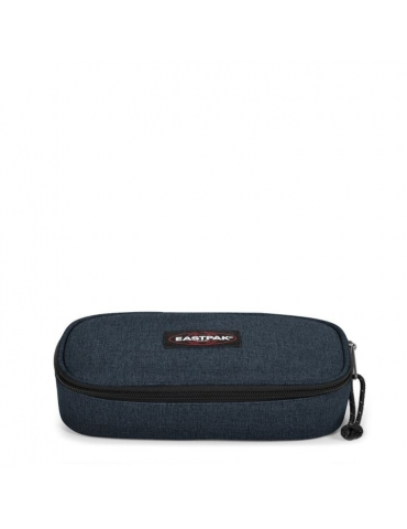 Astuccio Eastpak Oval Triple Denim