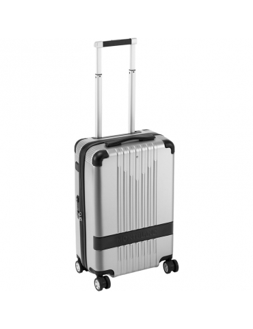 Trolley Cabina Montblanc MY4810 Compatto Argento