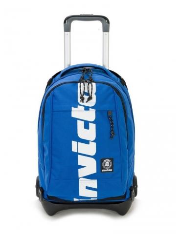 Zaino Trolley Invicta Plug Plus Logo Olympian Blue