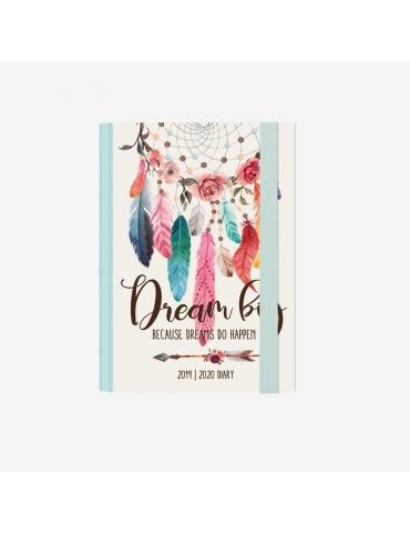 Agenda Legami 2019-2020 16 Mesi Giornaliera Small - Dreamcatcher