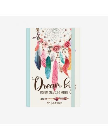 Agenda Legami 2019-2020 16 Mesi Giornaliera Medium - Dreamcatcher