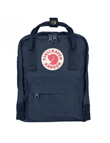 Zaino Fjallraven Kanken Mini Navy