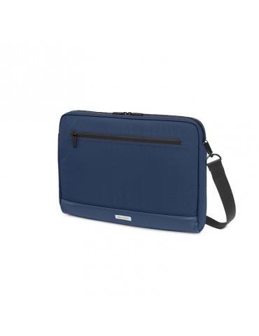 Borsa Moleskine Horizontal 15'' Device Bag Blu Zaffiro