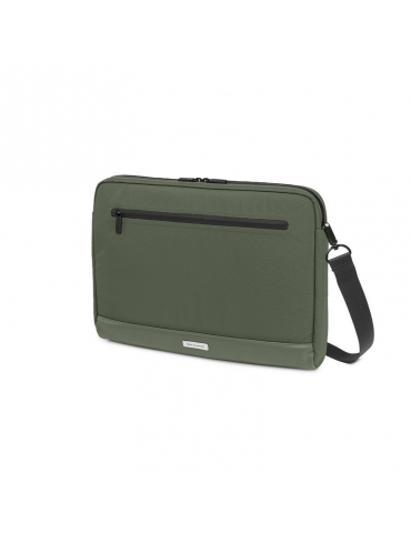 Borsa Moleskine Horizontal 15'' Device Bag Verde