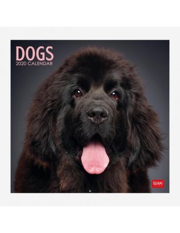 Calendario da Parete Legami 2020 30x29 - Dogs
