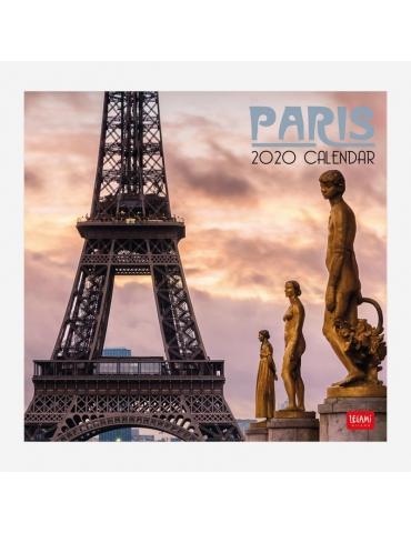 Calendario da Parete Legami 2020 30x29 - Paris