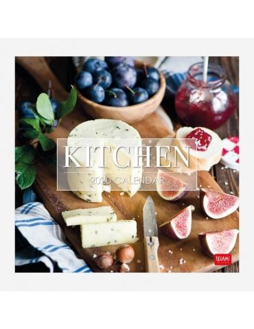 Calendario da Parete Legami 2020 30x29 - Kitchen