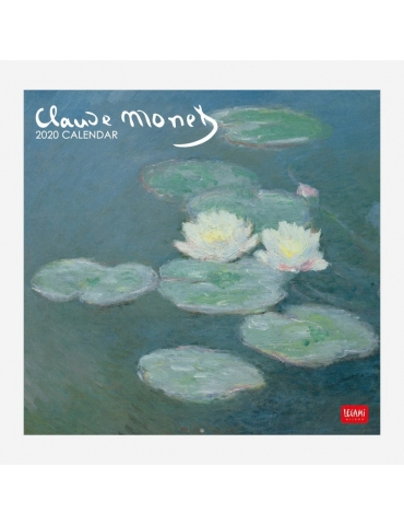 Calendario da Parete Legami 2020 30x29 - Claude Monet