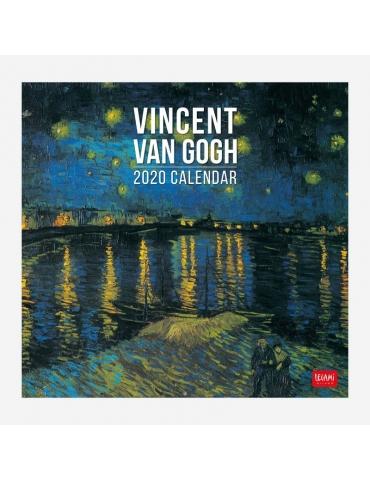 Calendario da Parete Legami 2020 30x29 - Vincent Van Gogh