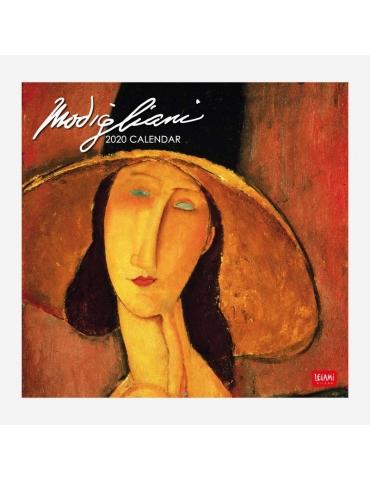 Calendario da Parete Legami 2020 30x29 - Modigliani