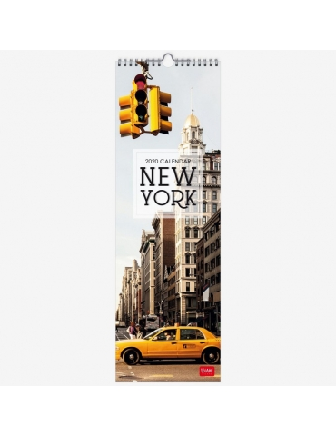 Calendario da Parete Legami 2020 16x49 - New York