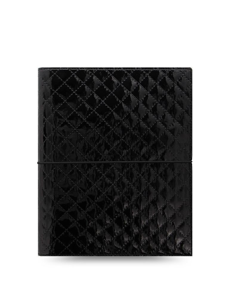Organizer Filofax Domino Luxe A5 2020 Nero