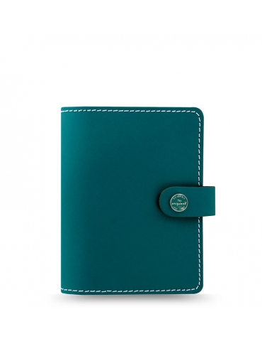 Organizer Filofax The Original Pocket Verde Scuro