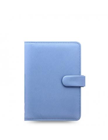 Organizer Filofax Saffiano Personal 2020 Vista Blue
