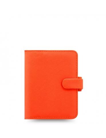 Organizer Filofax Saffiano Pocket 2020 Arancio