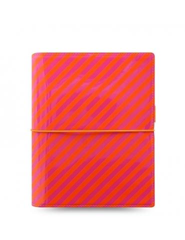 Organizer Filofax Domino A5 2020 Arancio/Rosa