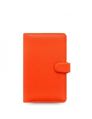 Organizer Filofax Saffiano Personal Compact 2020 Arancio