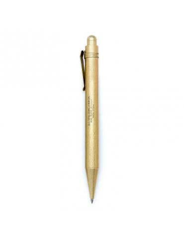 Penna Sfera Spalding & Bros Bras Oro