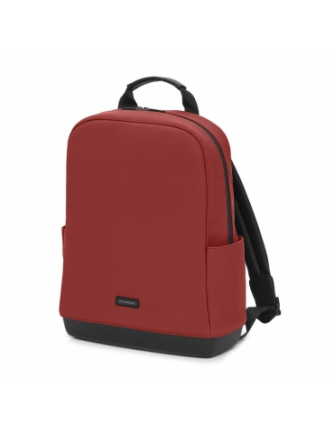 Zaino Moleskine The Backpack Collection Soft Touch Rosso