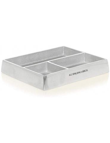 Portabiglietti/Portapenne da Scrivania Spalding & Bros Alluminio