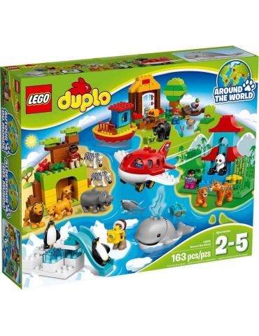 LEGO Duplo Viaggio Intorno al Mondo