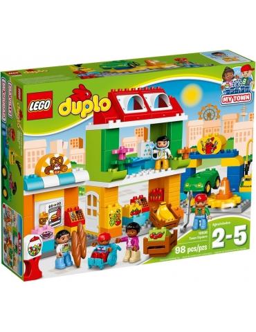 LEGO Duplo Grande Piazza in Città