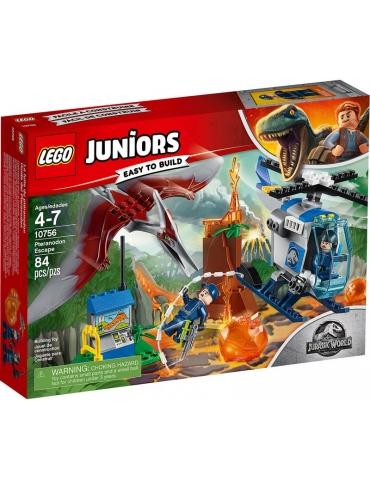 LEGO Juniors Jurassic World Fuga Dallo Pteranodonte