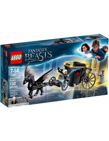 LEGO Harry Potter: Fantastic Beasts La Fuga di Grindelwald