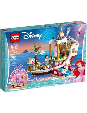 LEGO Disney La Barca della Festa Reale di Ariel