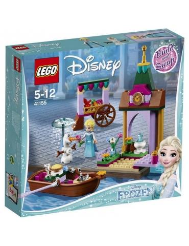LEGO Disney Frozen Avventura al Mercato di Elsa