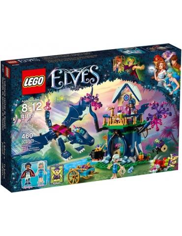 LEGO Elves Il Santuario della Salute di Rosalyn
