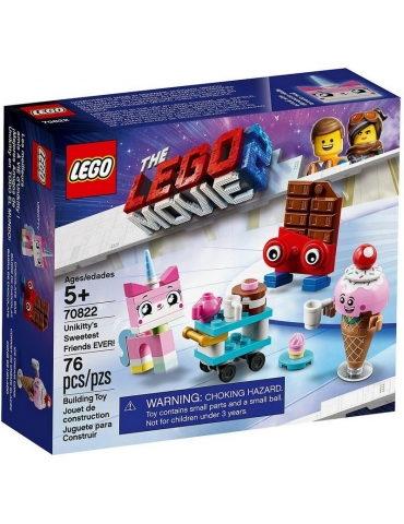 LEGO The LEGO Movie 2: Gli Amici di Unikitty Più Dolci di Sempre!