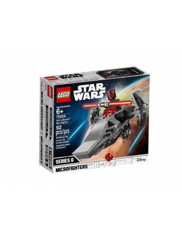 LEGO Star Wars Microfighter Sith Infiltrator