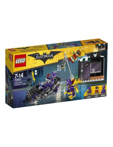 LEGO Batman: L'Inseguimento sulla Catcycle di Catwoman