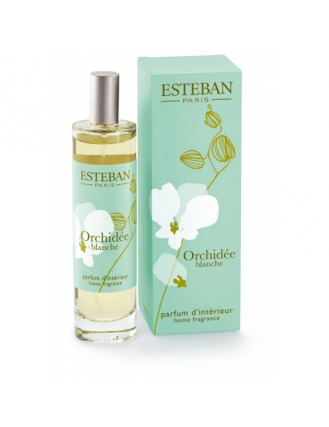 Vaporizzatore Spray ESTEBAN Orchidée Blanche 100 ml