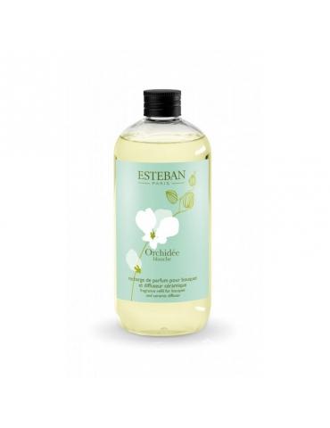 Ricarica Profumatore ESTEBAN Orchidée Blanche 500 ml