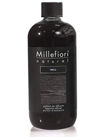 Ricarica Profumatore Nero MILLEFIORI 250 ml
