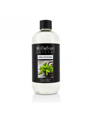 Ricarica Profumatore White Mint & Tonka MILLEFIORI 500 ml