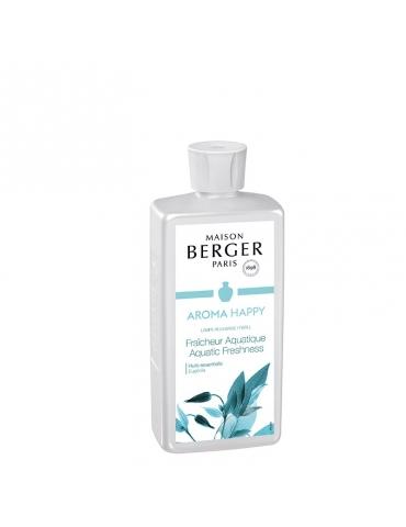 Profumatori Ambiente LAMPE BERGER Aroma Happy Fraîcheur Aquatique 500 ml