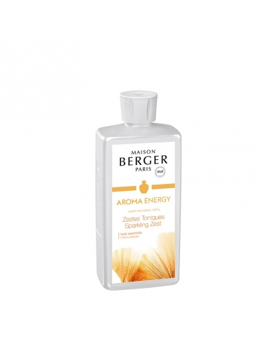 Profumatori Ambiente LAMPE BERGER Aroma Energy Zestes Toniques 500 ml