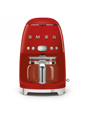 Macchina da caffè SMEG Rossa