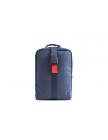 Zaino NAVA Flat 13,3'' Blu/Rosso