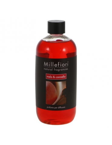 Ricarica Profumatore Mela & Cannella MILLEFIORI 500 ml